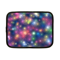 Sparkling Lights Pattern Netbook Case (Small)