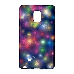 Sparkling Lights Pattern Galaxy Note Edge