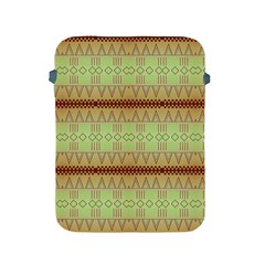 Aztec pattern Apple iPad 2/3/4 Protective Soft Case