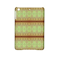 Aztec pattern Apple iPad Mini 2 Hardshell Case