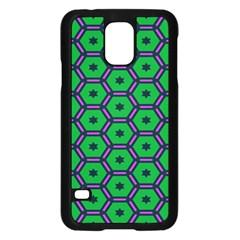 Stars In Hexagons Patternsamsung Galaxy S5 Case