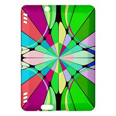Distorted flower	Kindle Fire HDX Hardshell Case
