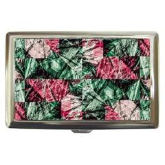 Luxury Grunge Digital Pattern Cigarette Money Cases