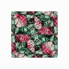Luxury Grunge Digital Pattern Collage 12  x 18