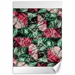 Luxury Grunge Digital Pattern Canvas 20  x 30