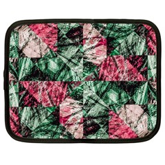 Luxury Grunge Digital Pattern Netbook Case (XXL)