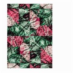 Luxury Grunge Digital Pattern Large Garden Flag (Two Sides)