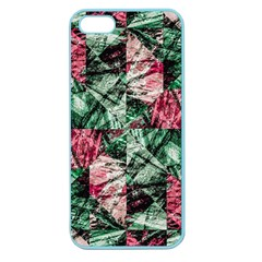 Luxury Grunge Digital Pattern Apple Seamless iPhone 5 Case (Color)