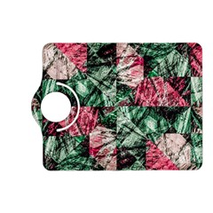 Luxury Grunge Digital Pattern Kindle Fire HD (2013) Flip 360 Case