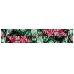 Luxury Grunge Digital Pattern Flano Scarf (Large)