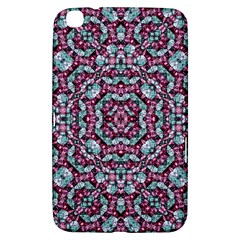 Luxury Grunge Digital Pattern Samsung Galaxy Tab 3 (8 ) T3100 Hardshell Case