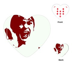 Psycho Playing Cards (heart)