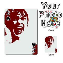 Psycho Playing Cards 54 Designs