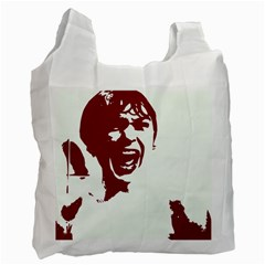 Psycho Recycle Bag (one Side)