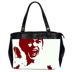 Psycho Office Handbags (2 Sides)