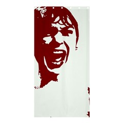 Psycho Shower Curtain 36  x 72  (Stall)