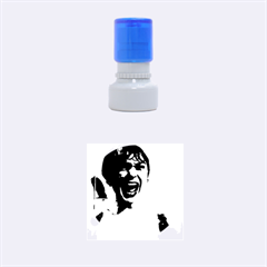 Psycho Rubber Round Stamps (Small)