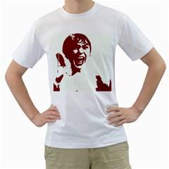 Psycho Men s T Shirt (white)