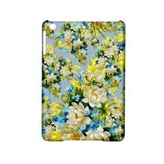 Vintage Floral Pattern Ipad Mini 2 Hardshell Cases