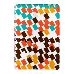 Rectangles On A White Backgroundsamsung Galaxy Tab Pro 10 1 Hardshell Case