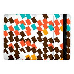 Rectangles on a white background	Samsung Galaxy Tab Pro 10.1  Flip Case