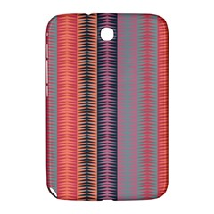 Triangles and stripes pattern Samsung Galaxy Note 8.0 N5100 Hardshell Case
