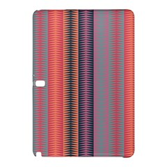 Triangles And Stripes Patternsamsung Galaxy Tab Pro 10 1 Hardshell Case