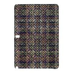 Multicolored Ethnic Check Seamless Pattern Samsung Galaxy Tab Pro 12.2 Hardshell Case