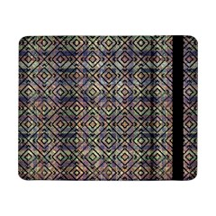 Multicolored Ethnic Check Seamless Pattern Samsung Galaxy Tab Pro 8.4  Flip Case