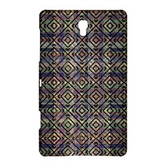 Multicolored Ethnic Check Seamless Pattern Samsung Galaxy Tab S (8 4 ) Hardshell Case