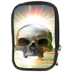 Skull Sunset Compact Camera Cases