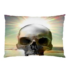 Skull Sunset Pillow Cases (Two Sides)