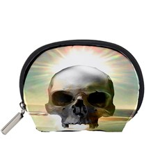 Skull Sunset Accessory Pouches (Small)