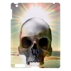 Skull Sunset Apple Ipad 3/4 Hardshell Case