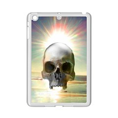 Skull Sunset Ipad Mini 2 Enamel Coated Cases