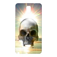 Skull Sunset Samsung Galaxy Note 3 N9005 Hardshell Back Case