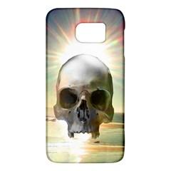 Skull Sunset Galaxy S6