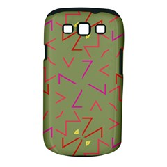 Angles Samsung Galaxy S III Classic Hardshell Case (PC+Silicone)