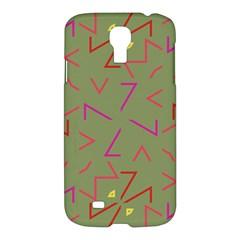 Angles Samsung Galaxy S4 I9500/I9505 Hardshell Case