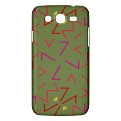 Angles Samsung Galaxy Mega 5.8 I9152 Hardshell Case