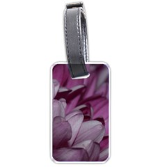 Purple! Luggage Tags (Two Sides)