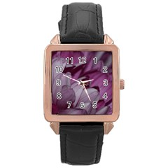 Purple! Rose Gold Watches