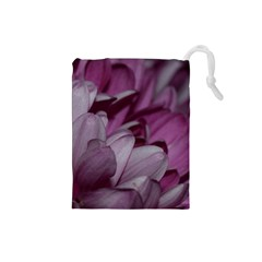Purple! Drawstring Pouches (small)