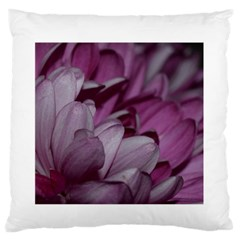 Purple! Large Flano Cushion Cases (One Side)