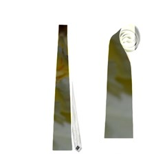 Yellow Flower Neckties (Two Side)