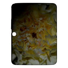 Yellow Flower Samsung Galaxy Tab 3 (10.1 ) P5200 Hardshell Case