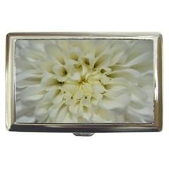 White Flowers Cigarette Money Cases
