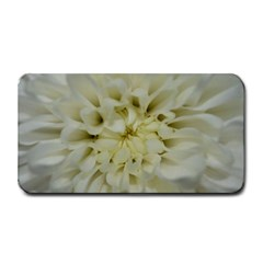 White Flowers Medium Bar Mats