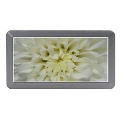 White Flowers Memory Card Reader (Mini)