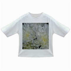White Flowers 2 Infant/toddler T Shirts
